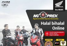 Komunitas Honda Jatim Halal