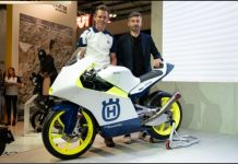 Husqvarna di Moto3 2020