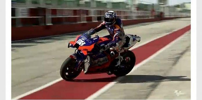 Hasil Tes Bersama MotoGP