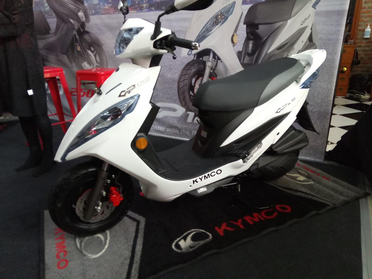 Kymco GP125 dan X-Town
