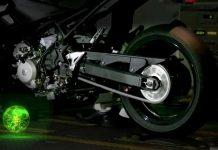 Kawasaki Tengah Mengembangkan Hybrid
