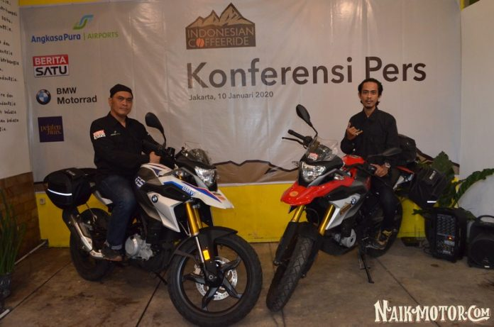 Indonesian Coffeeride,