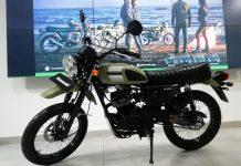 Kawasaki W175TR