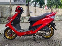 Kymco Trend 125 modif