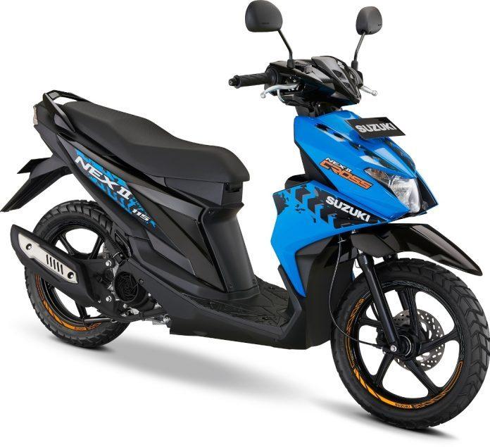 Suzuki NEX II Raih Best Value