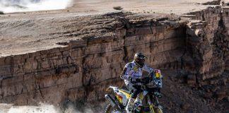 Pablo Quintanilla Juara Stage 9 Reli Dakar 2020 Geber Husqvarna