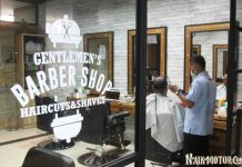 Pangkas Barbershop by Itjeher