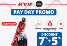 Promo Shock KYB Heavy Duty