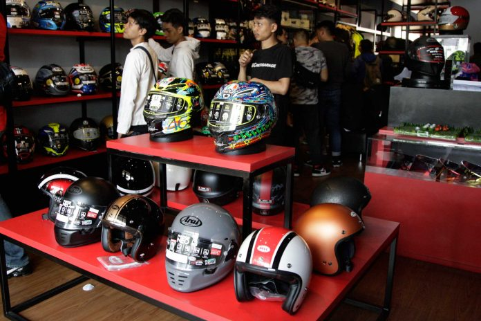 RC Motogarage Gading Serpong