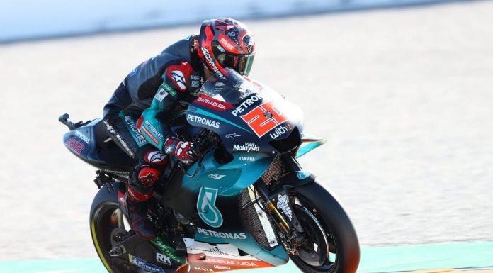 Hasil Tes Resmi MotoGP Valencia