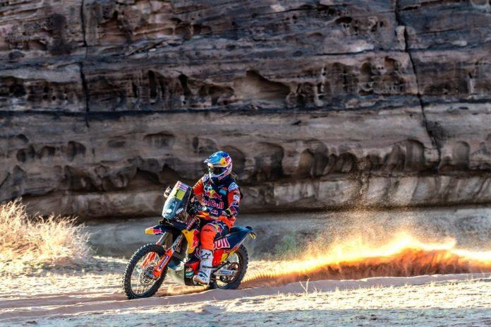 Reli Dakar 2020 Stage 5