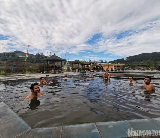 DQiano Hot Spring Dieng