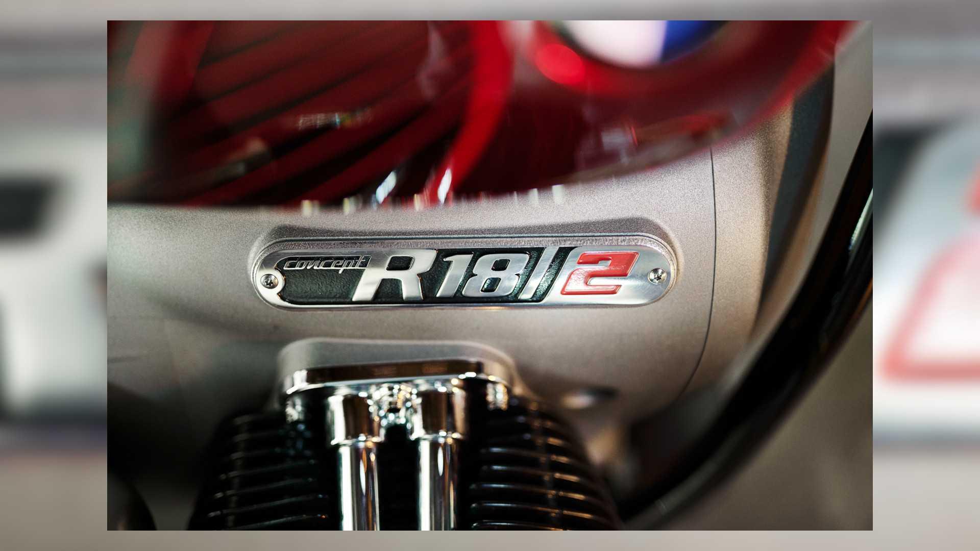 BMW Motorrad Concept R18/2