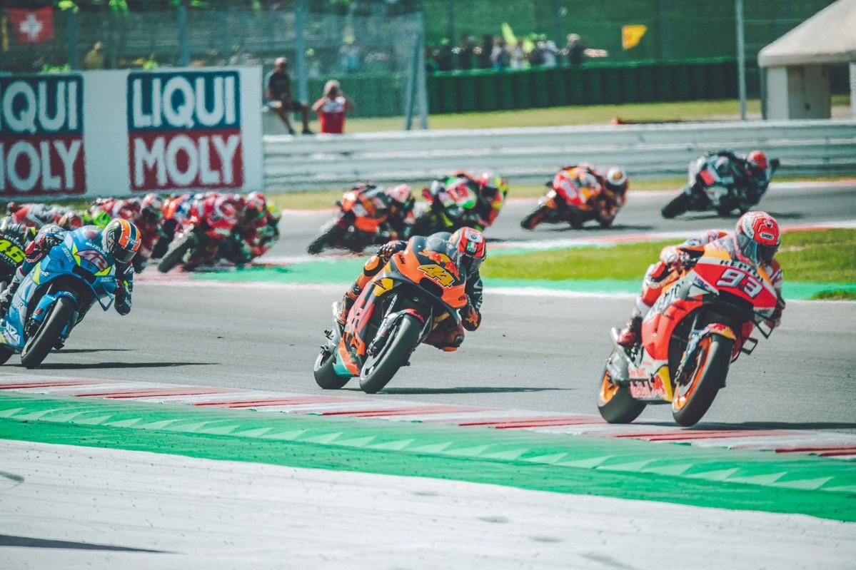 KTM MenJual Motor MotoGP 2019