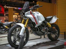 Ducati DesertX Concept