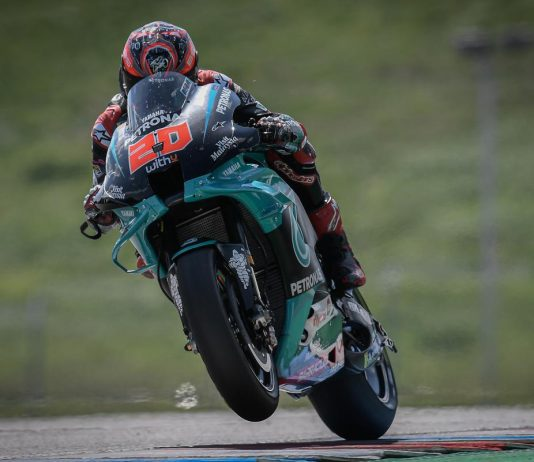 FP MotoGP 2020 Ceko
