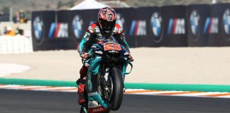 hasil kualifikasi MotoGP valencia