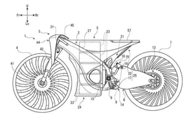 Suzuki Mempatenkan Motor Hybrid