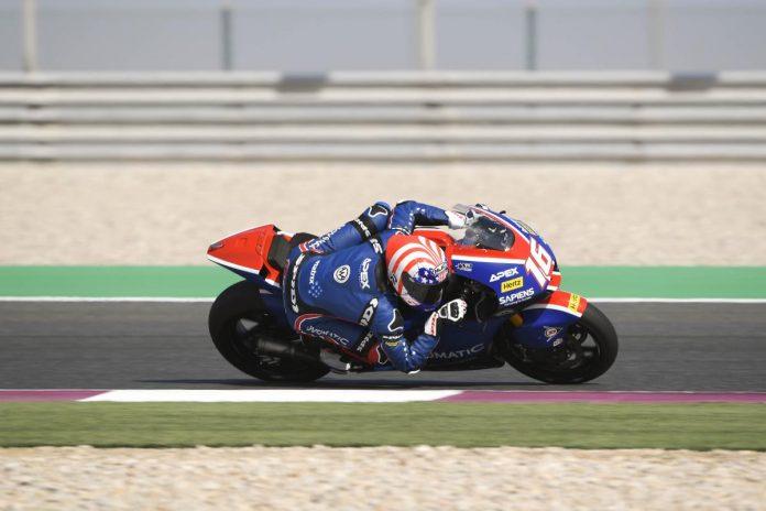 FP Jumat Moto2 2020 Qatar