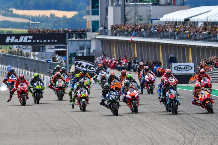 Daftar Pembalap MotoGP 2020