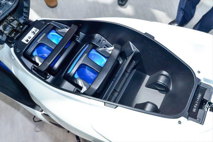 Baterai Konsorsium Honda