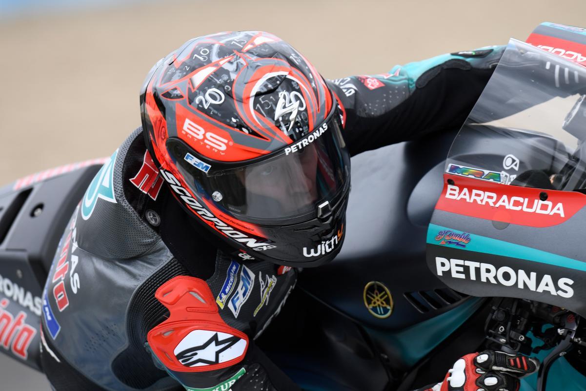 Tes MotoGP 2020 Jerez Hari Pertama