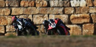 Redding di Tes WorldSBK Aragon