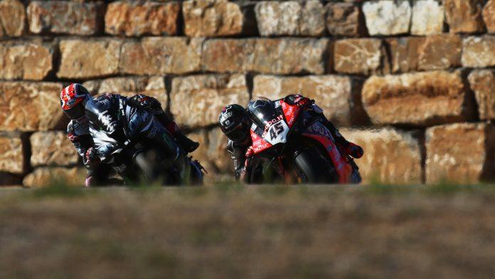 Redding di Tes WorldSBK Aragon