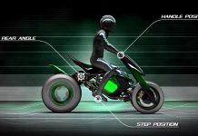Mulai 2021 Kawasaki Dilengkapi Fitur Cerdas