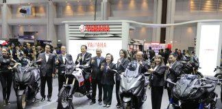 Yamaha Boyong TMAX 560 dan Tenere 700 di Thailand Motor Expo 2019