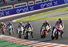Pembalap MotoGP Listrik 2020