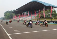 CBR Race Day 2019 Seri3