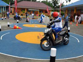 Safety Riding Lab Sumut