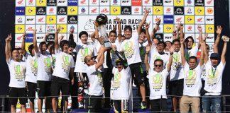 AM Fadly Akhiri Musim AARC 2019 dengan Titel Juara Asia AP250