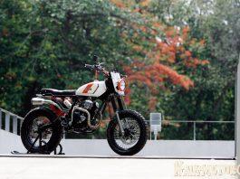 Scrambler Yamasaki Speedking Garage