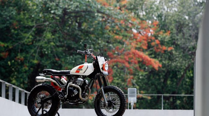 Scrambler Yamasaki Speedking Garage