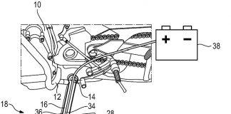 BMW Motorrad Wireless Charging