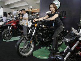 Motor terbaik di IIMS Motobike