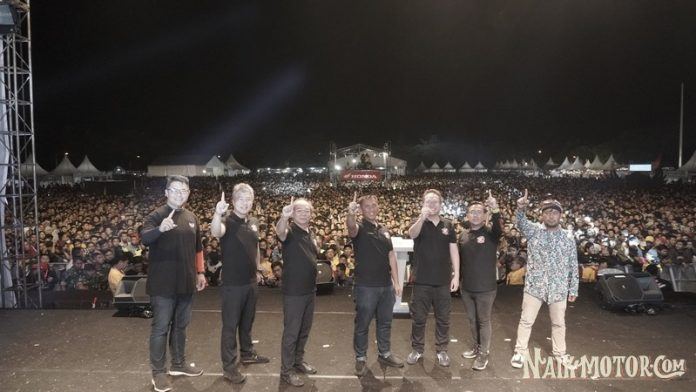 Kemeriahan Honda Bikers Day 2019