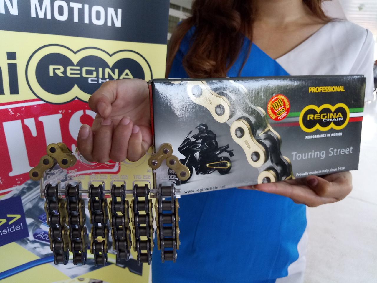 Regina Rantai Motor Italia