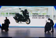 Mesin Yamaha NMax Baru