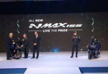 Yamaha NMax Baru