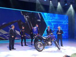Spesifikasi Yamaha WR155R