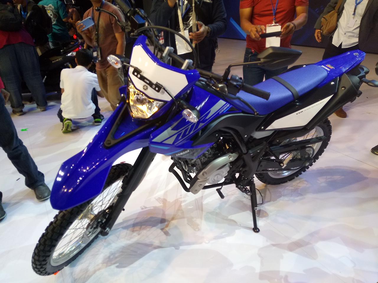 Yamaha WR155R VVA Diluncurkan