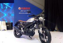 awal Yamaha Yard Built
