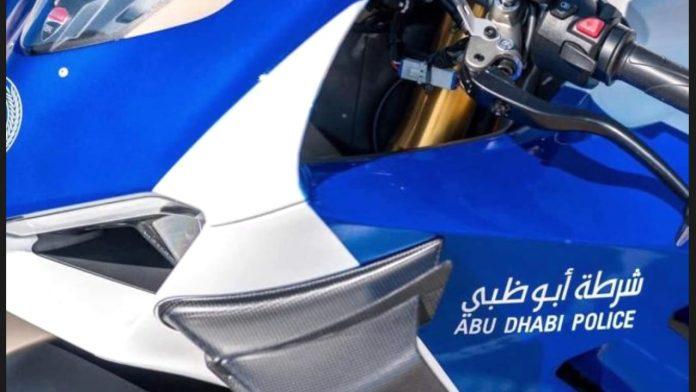 Ducati Panigale V4R Sebagai Armada