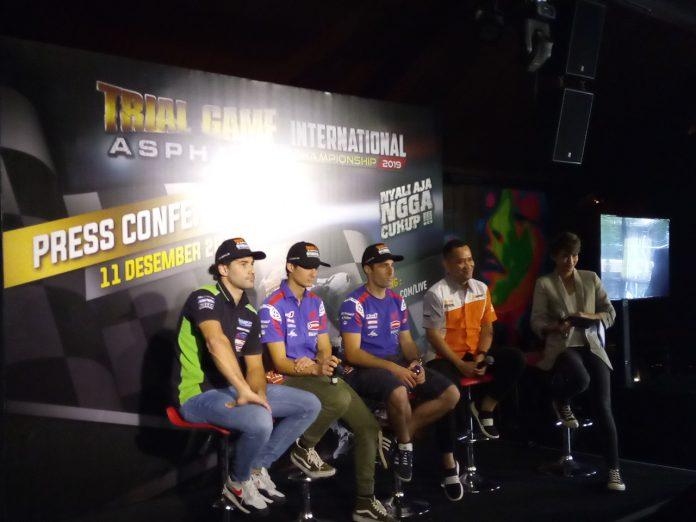 Final TGA International Championship 2019