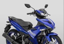 Warna Baru Yamaha MX-King