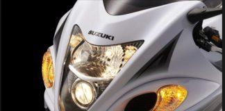 Suzuki Hayabusa Baru