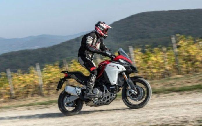 Ducati Multistrada V4 Diluncurkan